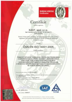 ISO 14001 - 2005